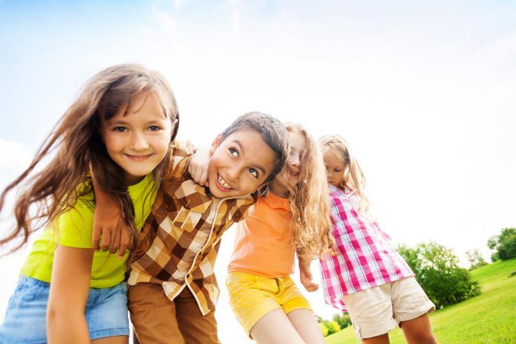Serkkujen merkitys lapselle – 5 tärkeää seikkaa