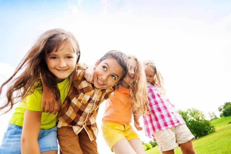 Serkkujen merkitys lapselle - 5 tärkeää seikkaa