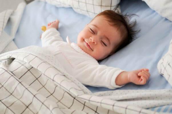 Vauvan uniongelmat ja niiden 5 mahdollista aiheuttajaa