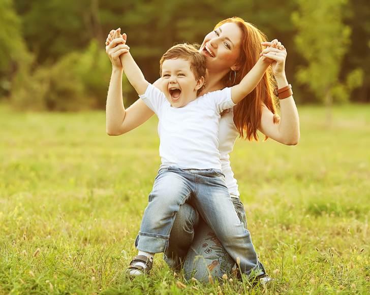 Et hemmottele lastasi pilalle olemalla rakastava äiti