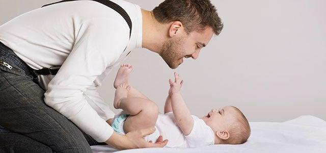 Isän rooli lasten kasvatuksessa