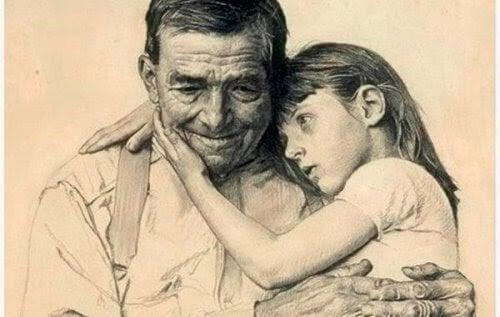 Kirje isälleni, jolta sain elämän, mutten rakkautta