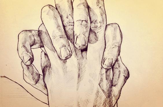 Se ihmeellinen hetki, kun pieni olento tarttuu sormeesi