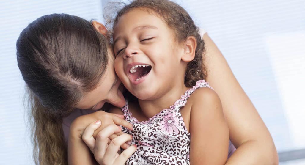 Kiintymys muokkaa lapsen persoonallisuutta