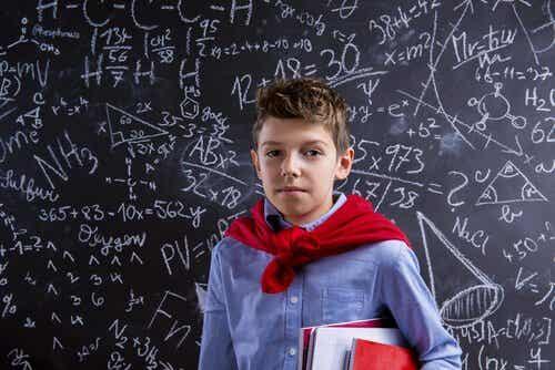 Mitä on lapsen korkea älykkyys?