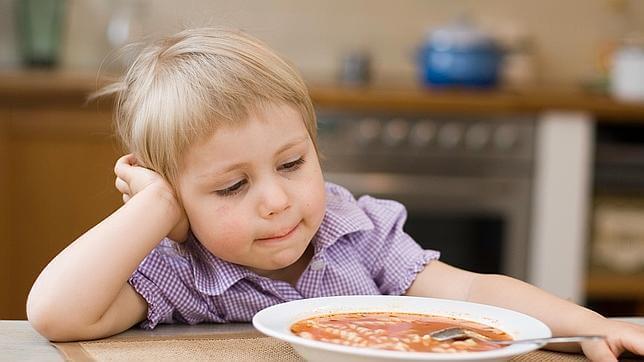 Lapsen luonne vaikuttaa ruokavalioon