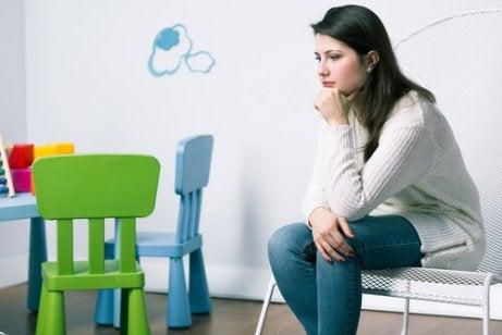 Mikä on synnytyksen jälkeinen masennus?