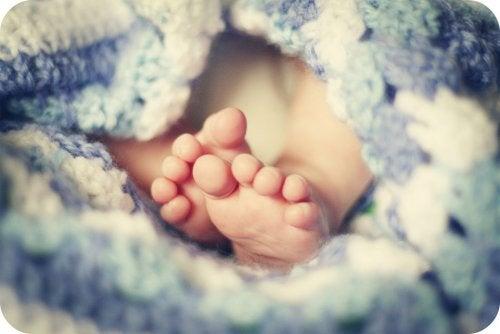 Vinkit vastasyntyneen lapsen tapaamiseen
