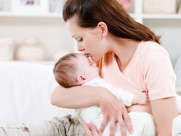 Vauva sylissä koko ajan - mikä on liikaa?
