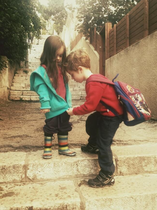 Miksi veli on tärkeä hahmo elämässämme?