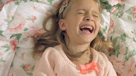 Millainen on lapsen mielestä hyvä vitsi?