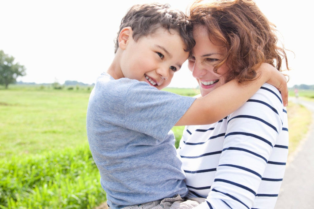 Jokainen lapsi haluaa tuntea itsensä tärkeäksi ja rakastetuksi