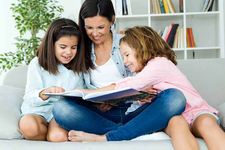 7 satua, jotka opettavat lapselle arvoja