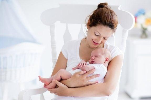 Mikä on Umppa-Lumppa-metodi ja miten se auttaa vauvan nukuttamisessa?