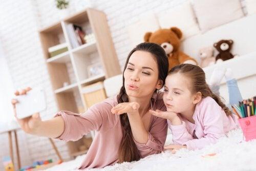 Y-sukupolveen kuuluvien vanhempien tyypilliset piirteet