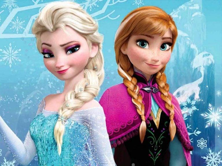 Frozen ja siskosten välisen rakkauden voima