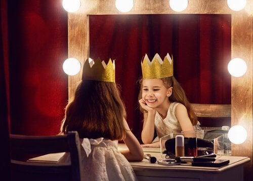 Lapsen itsekeskeisyys ja egosentrisen ajattelun vaihe