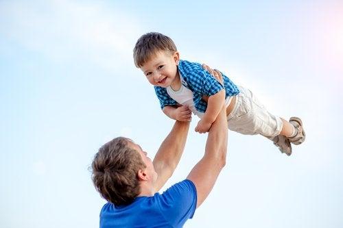 Kummin rooli lapsen elämässä