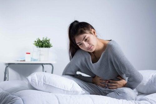 Epäsäännölliset kuukautiset raskauden jälkeen
