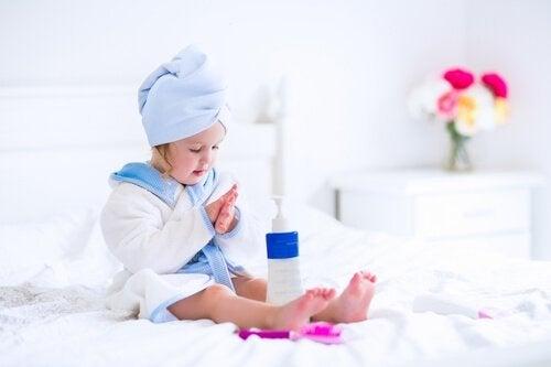 Lapsen atooppisen ihottuman hoito 15 vinkin avulla