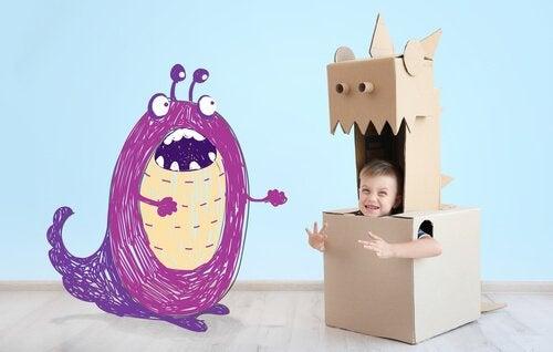 Kiukkulaatikko auttaa hallitsemaan lapsen negatiivisia tunteita