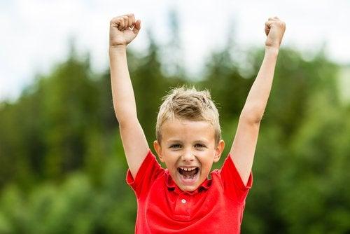 Toimivat lauseet lapsen motivointiin