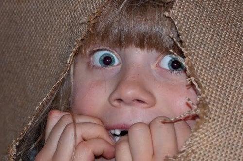 6-vuotiaiden lasten pelot