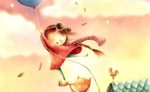 Millainen on lapsen mielikuvitus?