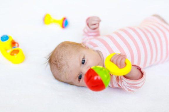 Parhaat lelut vastasyntyneelle