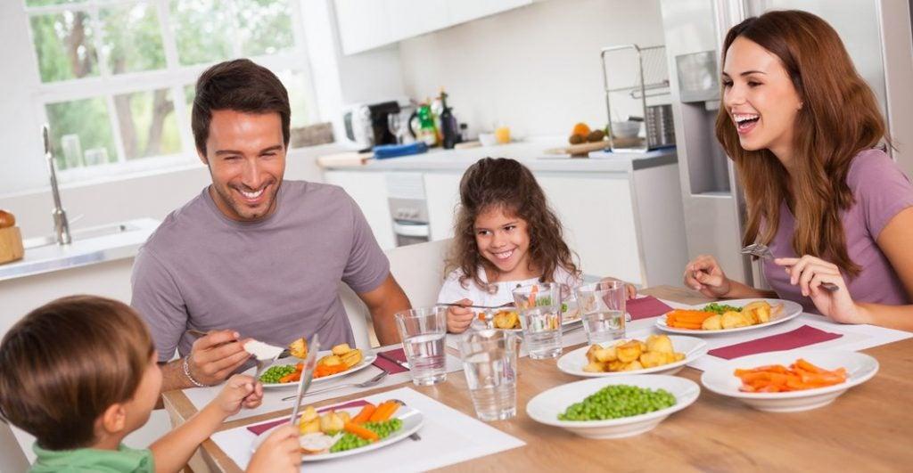 Illallinen koko perheelle vain 15 minuutissa
