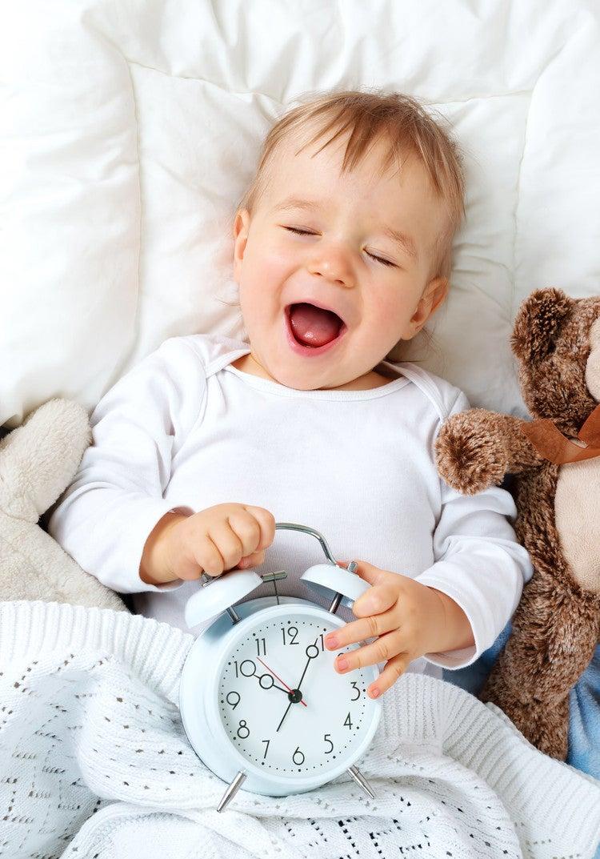 Lapsi saattaa pitää omassa sängyssä nukkumista suurena saavutuksena
