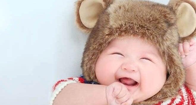 Vauvan viides elinkuukausi - tunnusmerkit ja muutokset