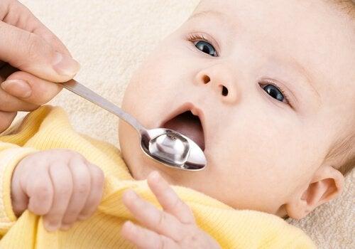 Vauvan flunssan estäminen 7 vinkin avulla