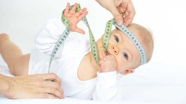 Lapsen kasvun prosenttipisteet joka ikäluokassa