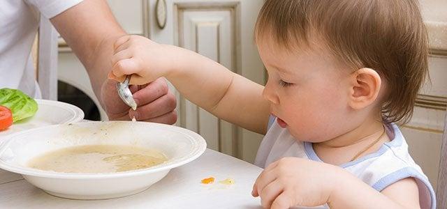 Herkulliset ruoat 9-12 kuukauden ikäiselle lapselle