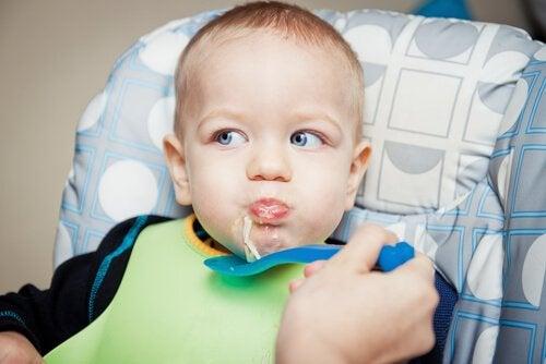 Herkulliset reseptit 9-12 kuukauden ikäiselle lapselle