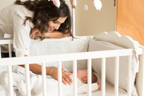 Aika synnytyksen jälkeen
