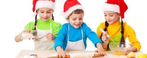 7 jouluista aktiviteettia koko perheelle