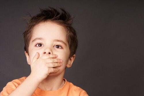 Lapsen aftat ja niiden hoito