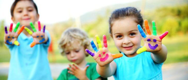 Hauskat askarteluideat 3-5-vuotiaille lapsille