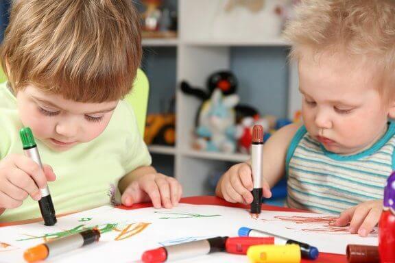 Lasten piirustukset ja niiden merkitykset