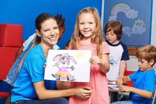 Lasten piirrokset ja niiden merkitykset