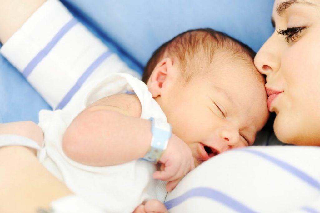 Synnytyksestä toipuminen ja 8 muistettavaa asiaa