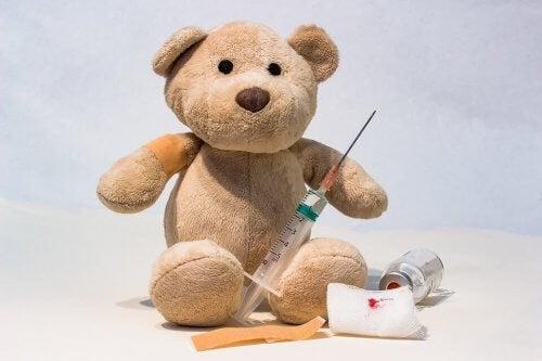 Rokotteiden sivuvaikutukset vauvoilla