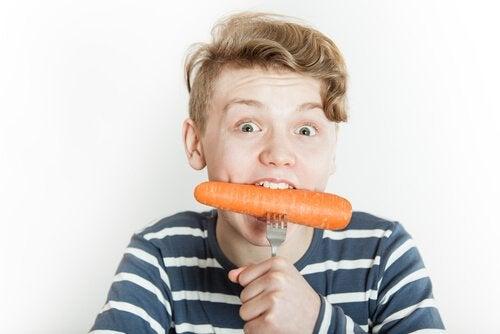 Lapsen vastustuskykyä vahvistavat ruoat