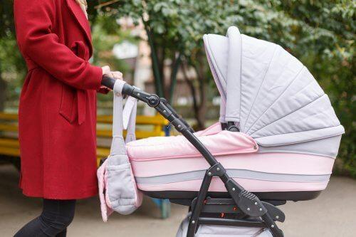 Koska on hyvä aika alkaa ulkoilla vauvan kanssa?