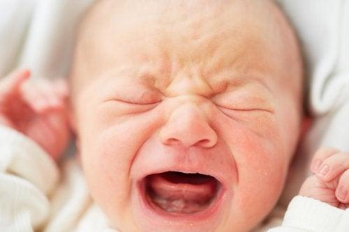Miten saada vauvan unirytmi kuntoon?