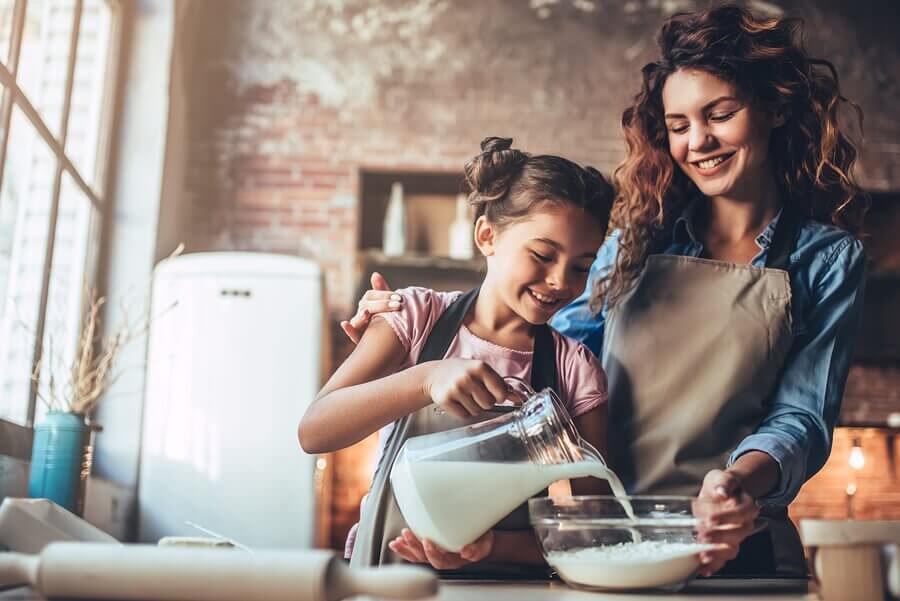 Herkulliset keksireseptit yhteiseen leivontahetkeen lasten kanssa