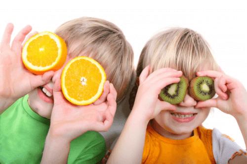 8 vitamiinipitoista ruokaa lapsille