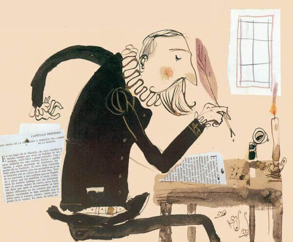 Espanjan kansalliskirjailijan mietelauseet avuksi teinin kasvatukseen